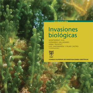 Cubierta Invasiones biologicas