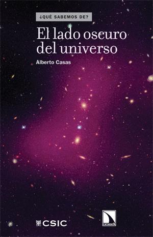 Portada El lado oscuro del universo