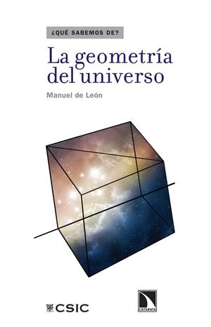 Portada La geometría del universo