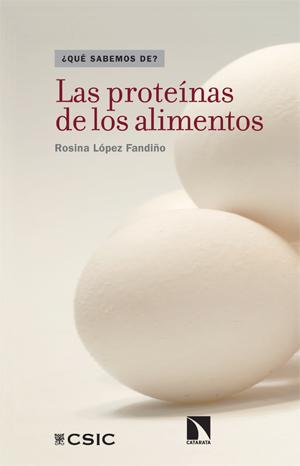 Portada Las proteínas de los alimentos
