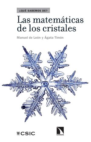 Portada Las matemáticas de los cristales