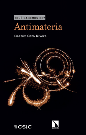 Portada Antimateria