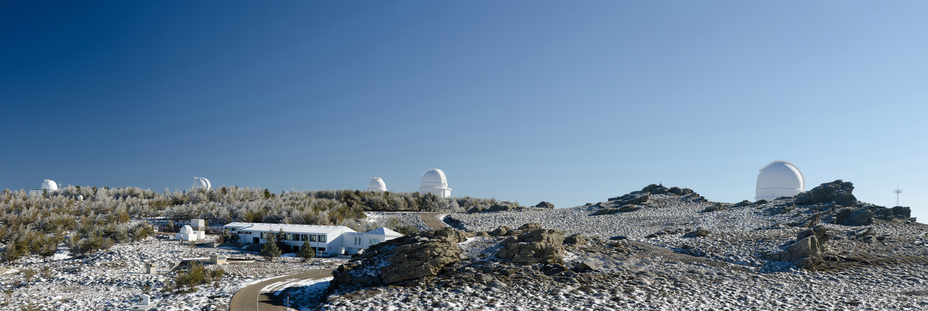 The Astronomical Observatory of Calar Alto