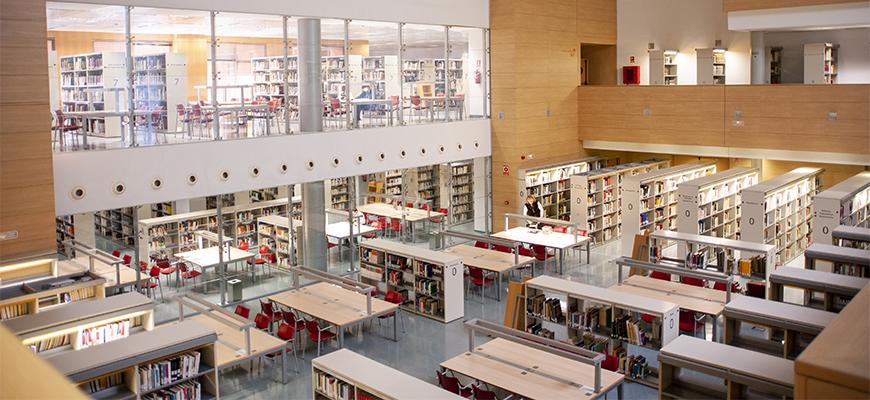Bibliotecas y archivos