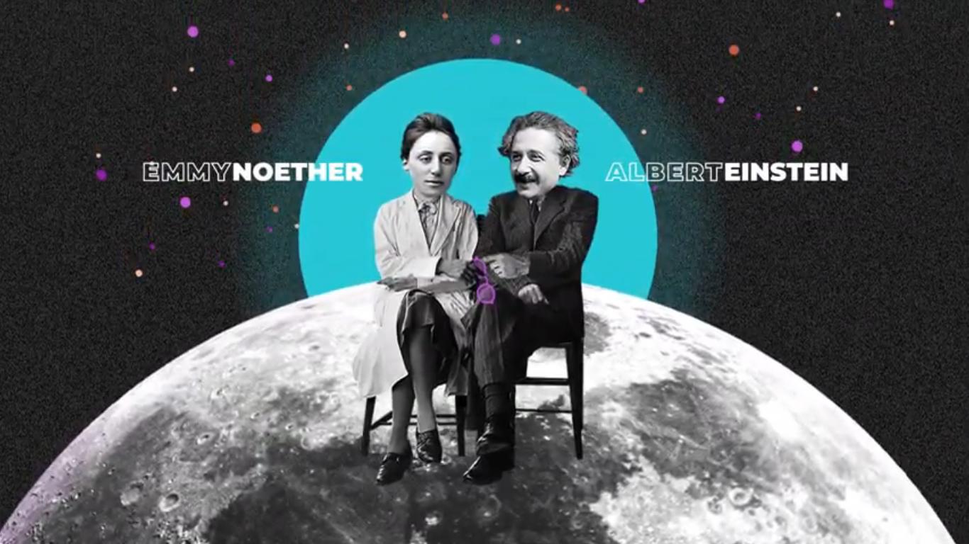 imagen de La creadora del álgebra moderna, Emmy Noether, protagonista el primer capítulo de la segunda temporada de 'Revoluciones Matemáticas'.