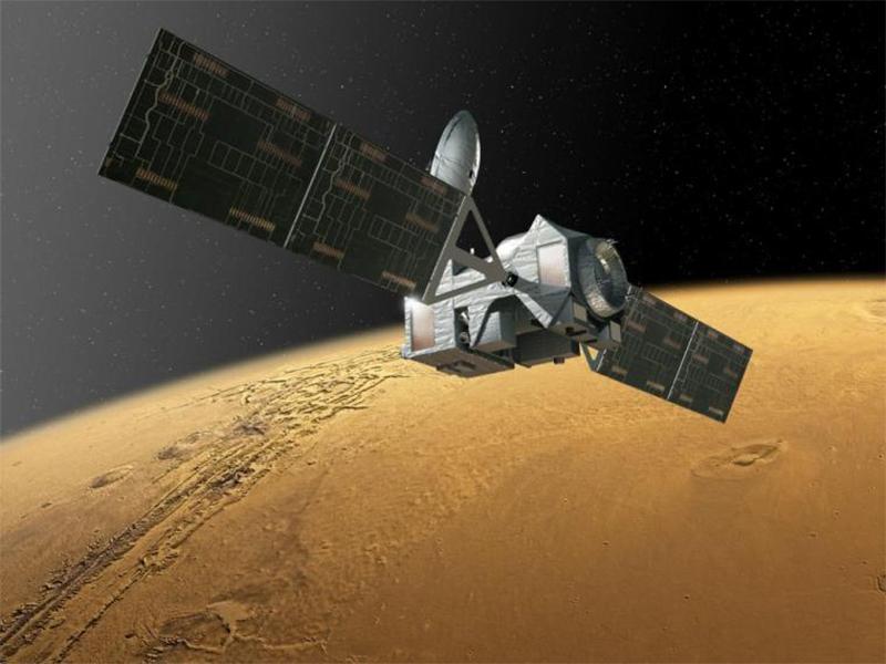 imagen de Misión ExoMars-TGO. /ESA