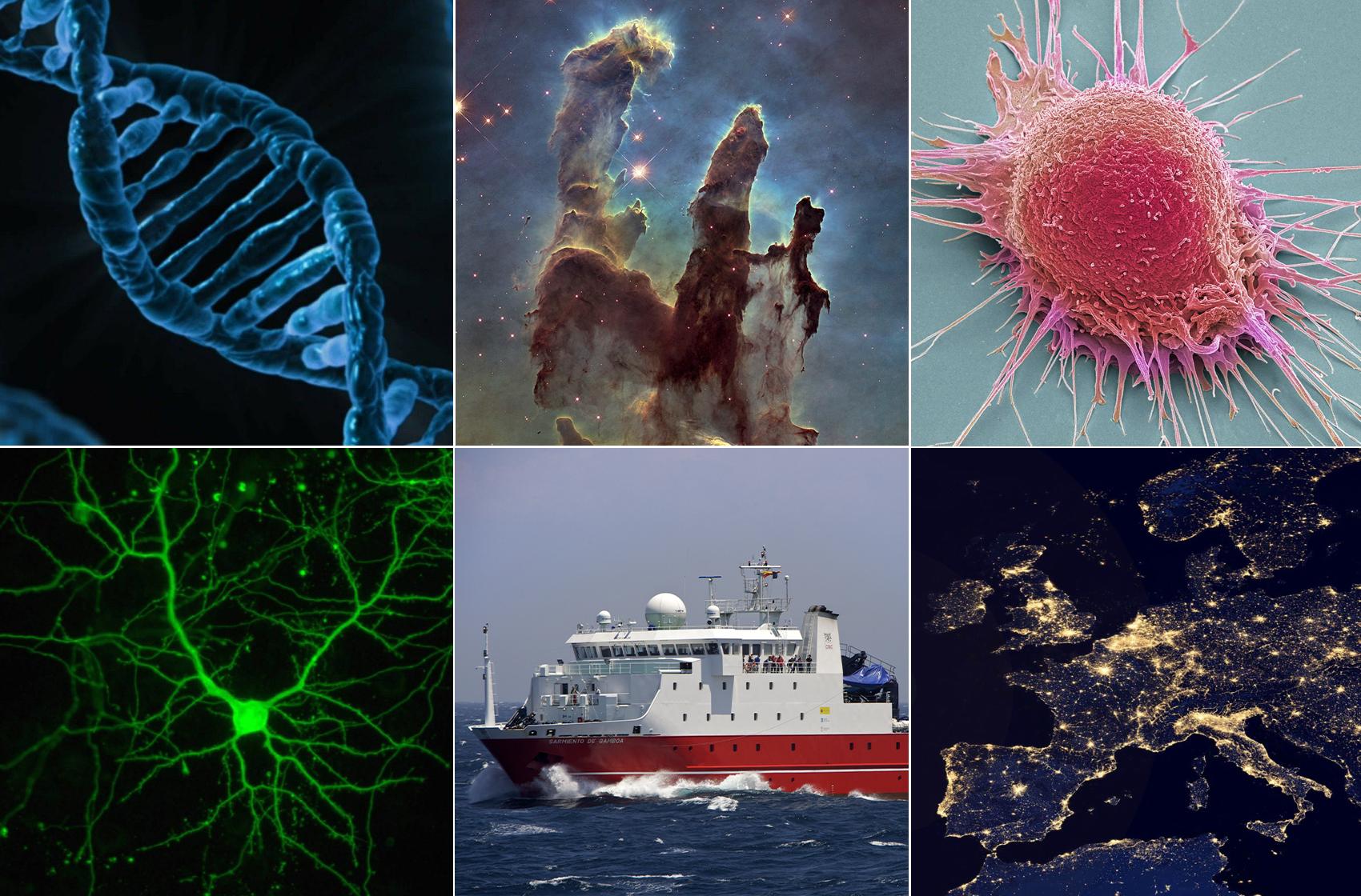 imagen de El Libro Blanco Desafíos Científicos 2030 recoge retos en diversas áreas del conocimiento.