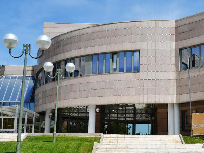 imagen de El Instituto de Ciencia de Materiales de Madrid. / Foto: CSIC