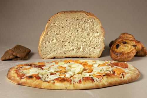 imagen de Pan, masa de pizza, galletas y bollería. /CSIC Comunicación