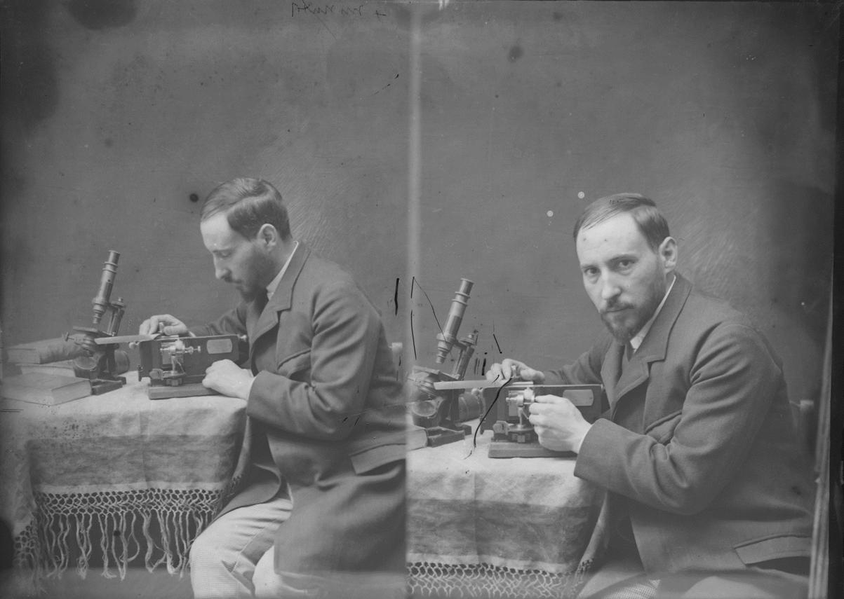 Autorretrato Ramón y Cajal 2