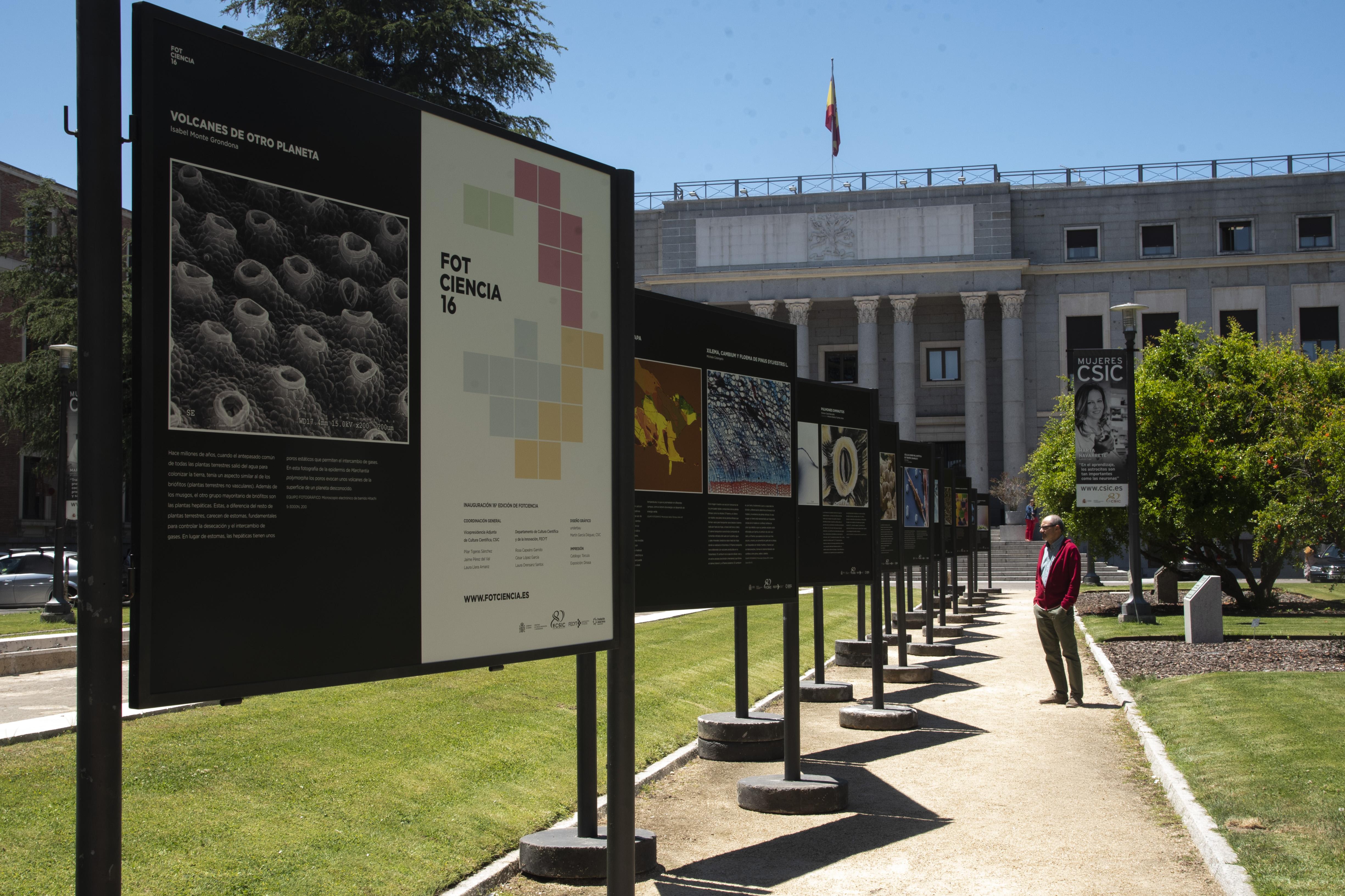imagen de La muestra que se inaugura mañana en la sede central del CSIC./ SANDRA DÍEZ