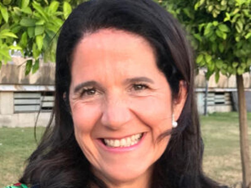 imagen de La investigadora del CSIC María Dolores Martín Bermudo, del Centro Andaluz de Biología del Desarrollo (centro mixto del CSIC, la Universidad Pablo de Olavide y la Junta de Andalucía).