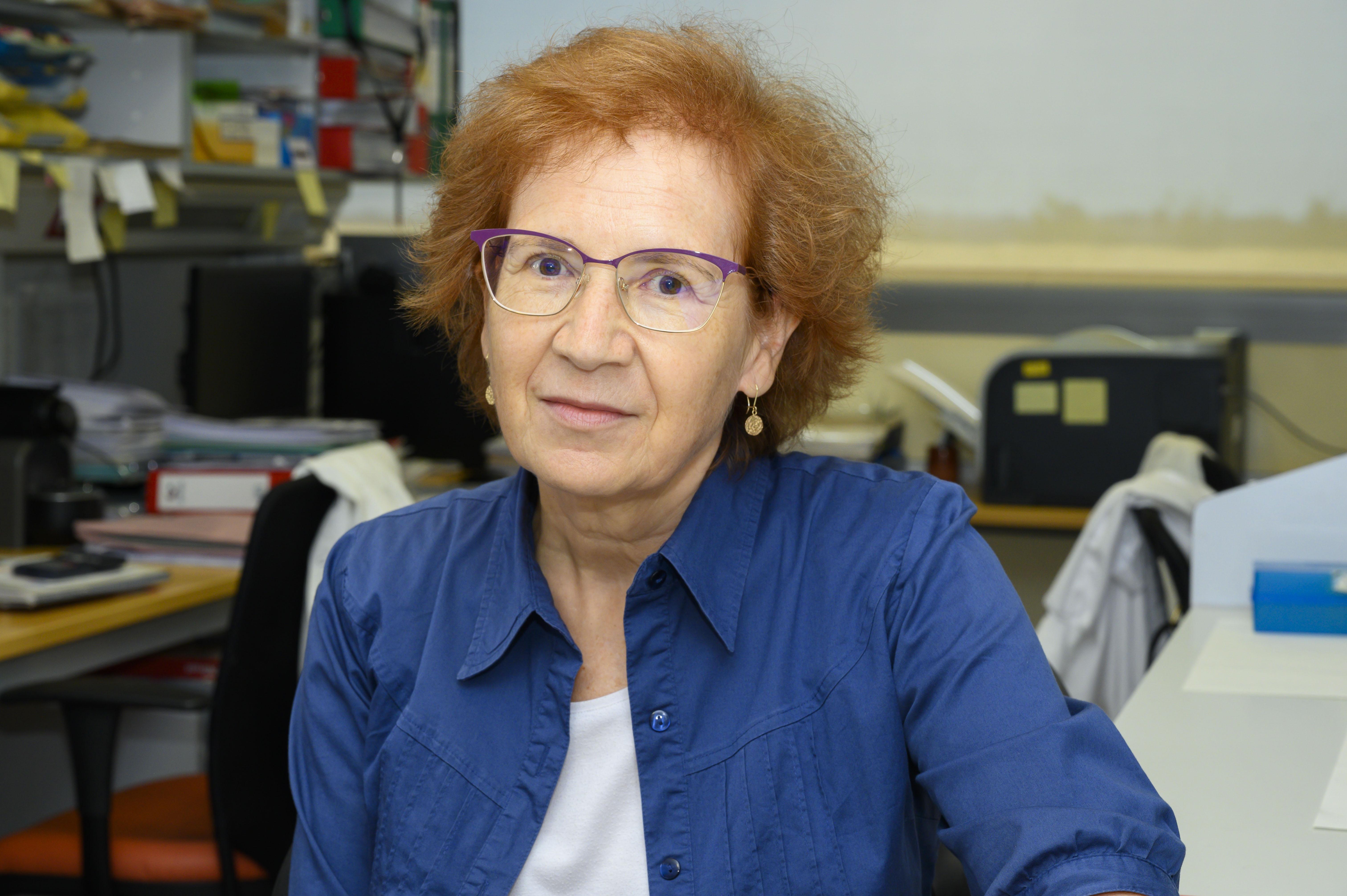 imagen de La viróloga e inmunóloga del CSIC Margarita del Val, coordinadora de la Plataforma Salud Global del CSIC. / César Hernández CSIC Comunicación