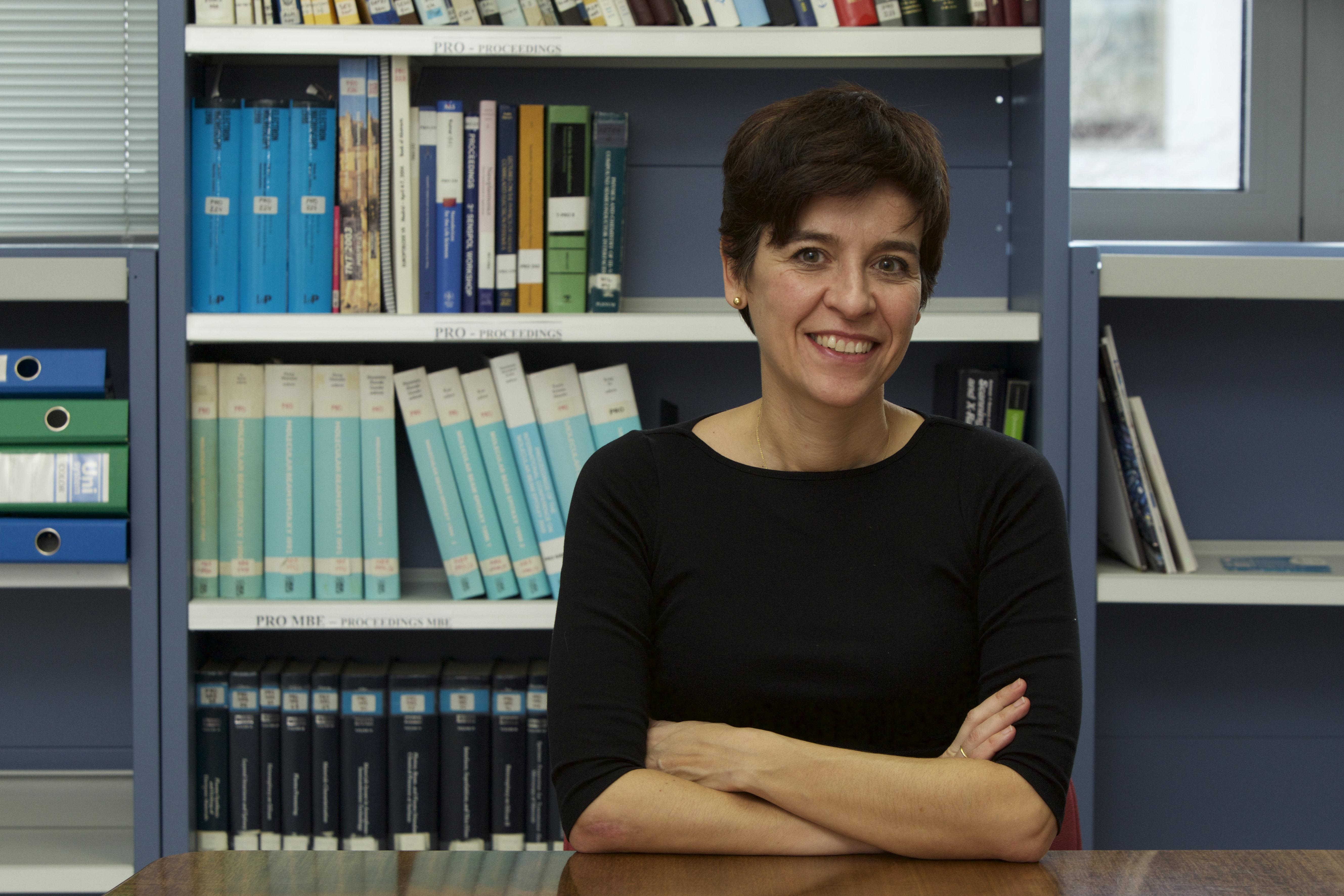 Montserrat Calleja, IMN