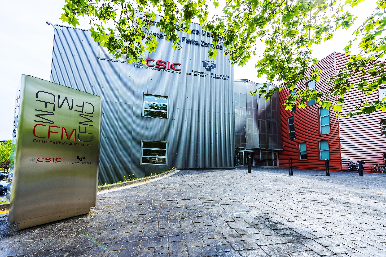 imagen de Centro de Física de Materiales.