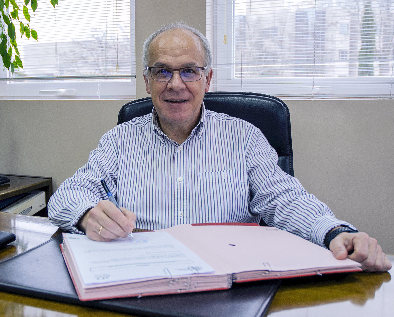 imagen de Mario Mellado, director del Centro Nacional de Biotecnología del CSIC (CNB-CSIC). / CNB-CSIC Comunicación