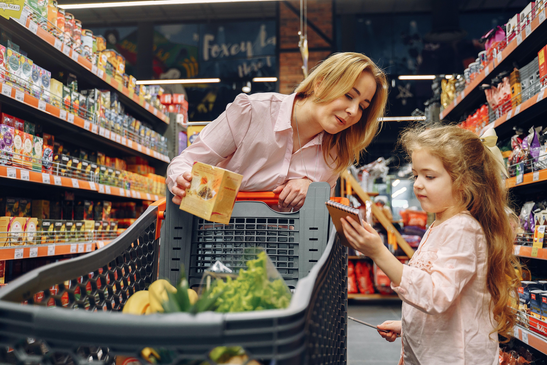 imagen de El etiquetado ofrece información útil para que el consumidor tome decisiones de forma segura. / Pexels