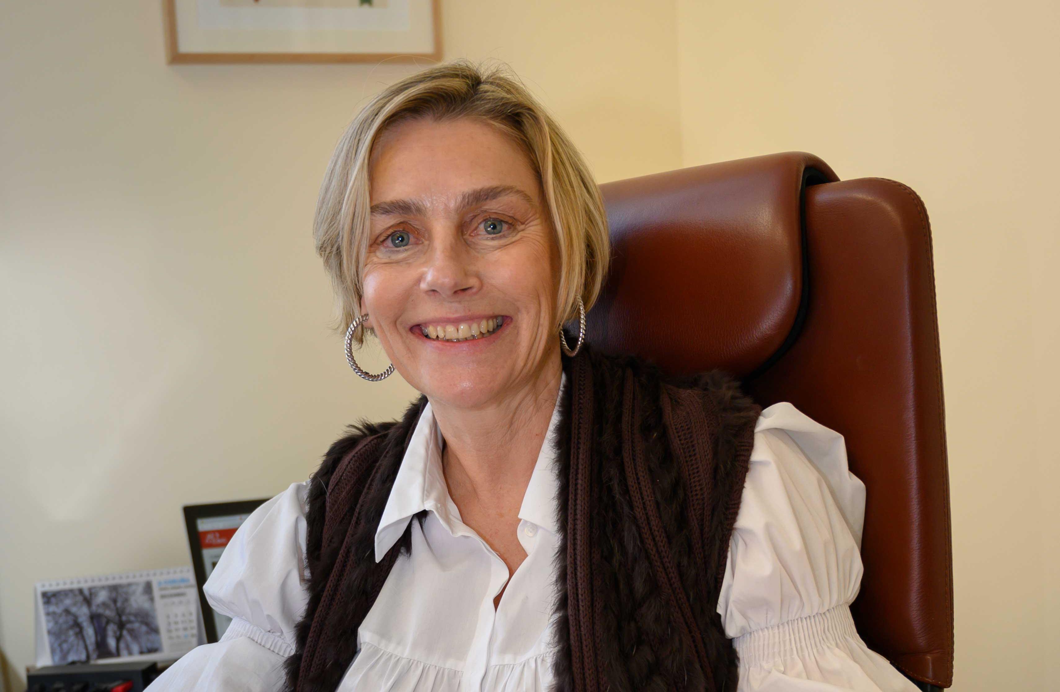 imagen de Rosina López Alonso-Fandiño, vicepresidenta de Organización y Relaciones Institucionales. / CSIC Comunicación