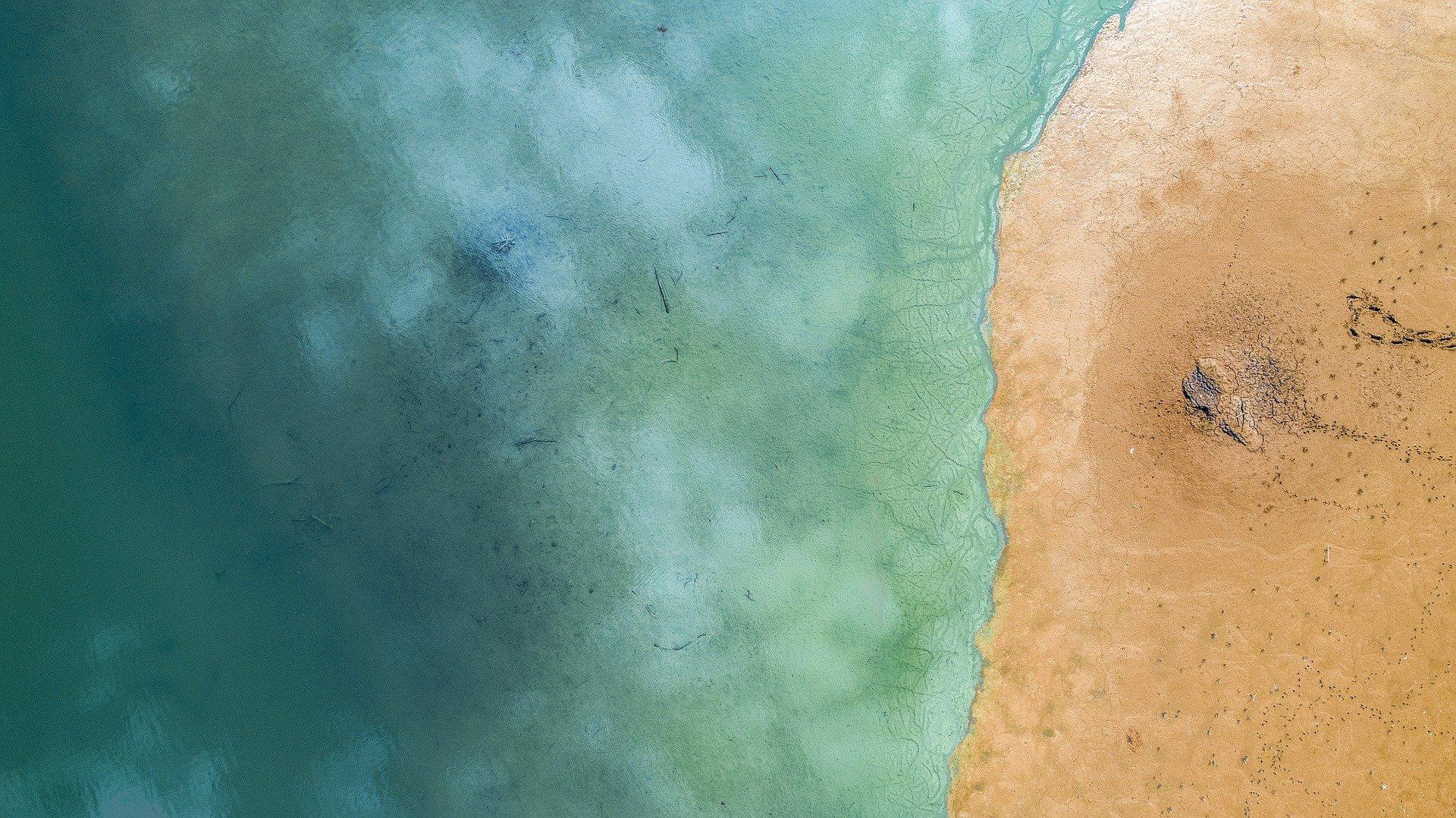 imagen de Los sedimentos marinos desempeñan un papel clave en los ecosistemas./ PIXABAY