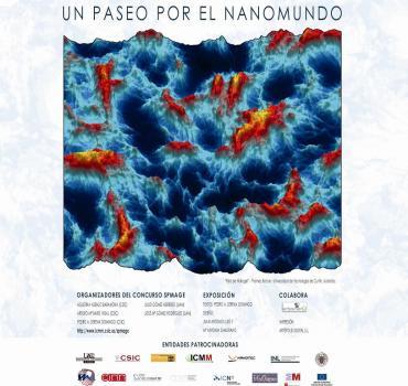 Cartel Un paseo por en Nanomundo