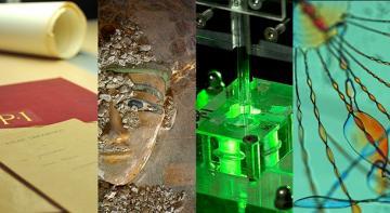 Áreas y producción científicas