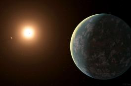 El trío planetario./ NASA/ JACK MADDEN
