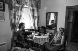 Trabajo de campo etnográfico. / Jorge Moreno