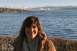 Isabel Sanmartín es investigadora del CSIC en el Real Jardín Botánico y vicedirectora de Cultura Científica en este centro de investigación./ CSIC
