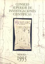 Portada Memoria 1995