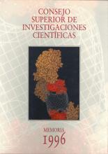 Portada Memoria 1996