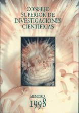 Portada Memoria 1998