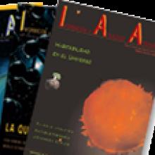 Cubierta Actualidad Astronómica