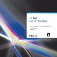 Cubierta La luz. Ciencia y tecnología