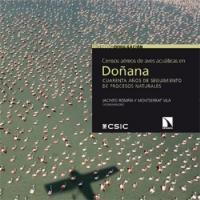 Cubierta Censos aéreos de aves acuáticas en Doñana