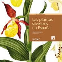 Cubierta Las plantas silvestres en España