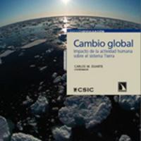 Cubierta Cambio Global: Impacto de la actividad humana sobre el sistema Tierra