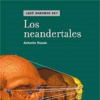 Cubierta Los Neandertales
