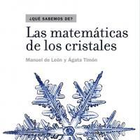 Cubierta Las matemáticas de los cristales