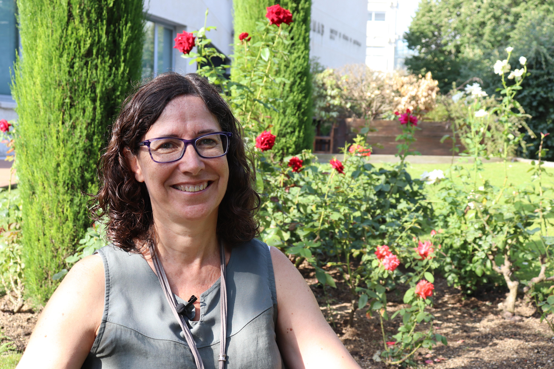 imagen de La investigadora del ICMAB Teresa Puig. Foto: Sabela Rey Cao