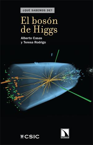 Portada El bosón de Higgs