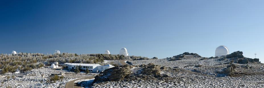 El Observatorio Astronómico de Calar Alto
