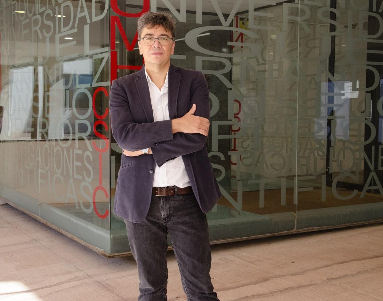 El investigador del CSIC Ángel Barco. / IN (CSIC-UMH)