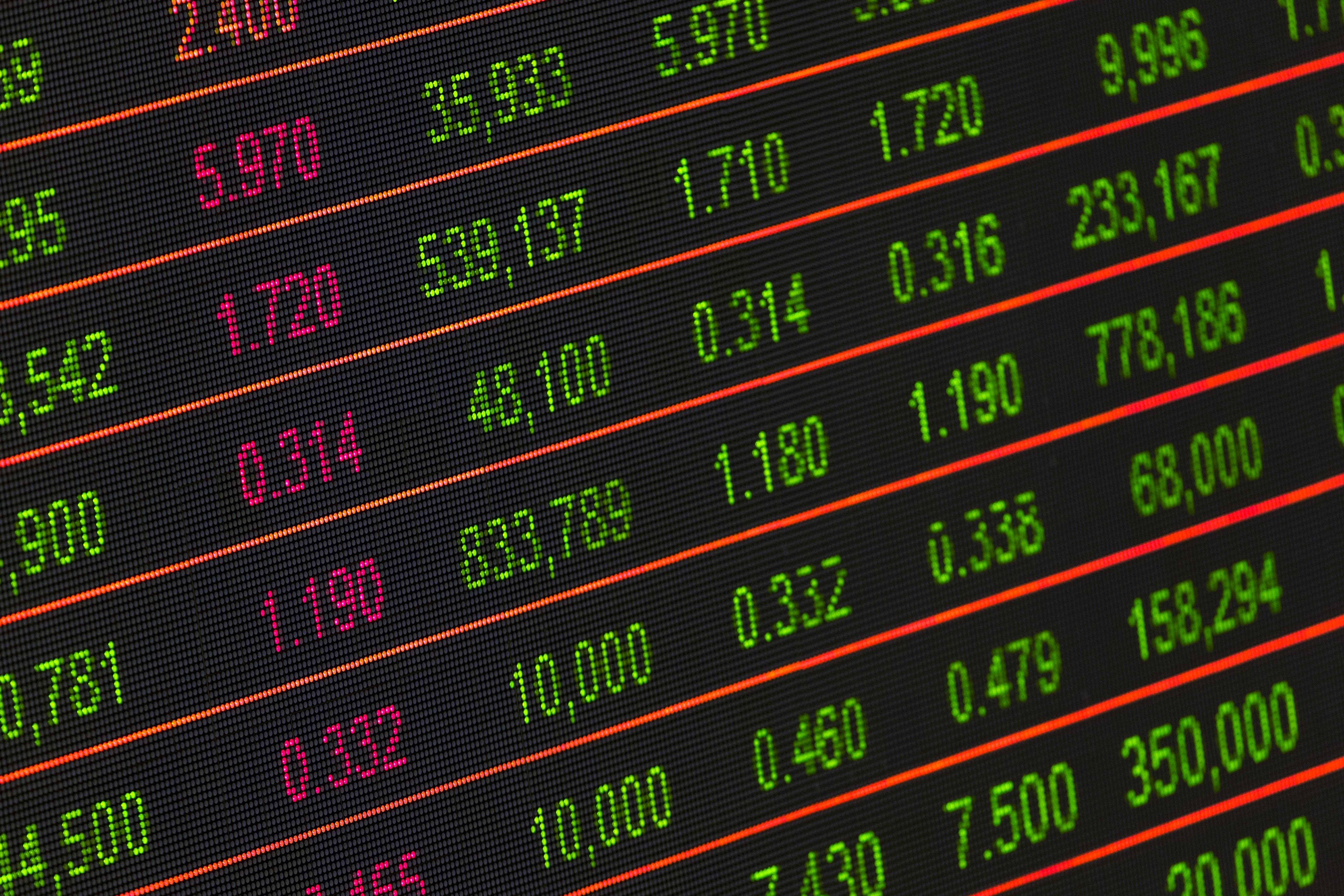 imagen de El trabajo proporciona conclusiones para vigilar los sistemas económicos. / Pixabay