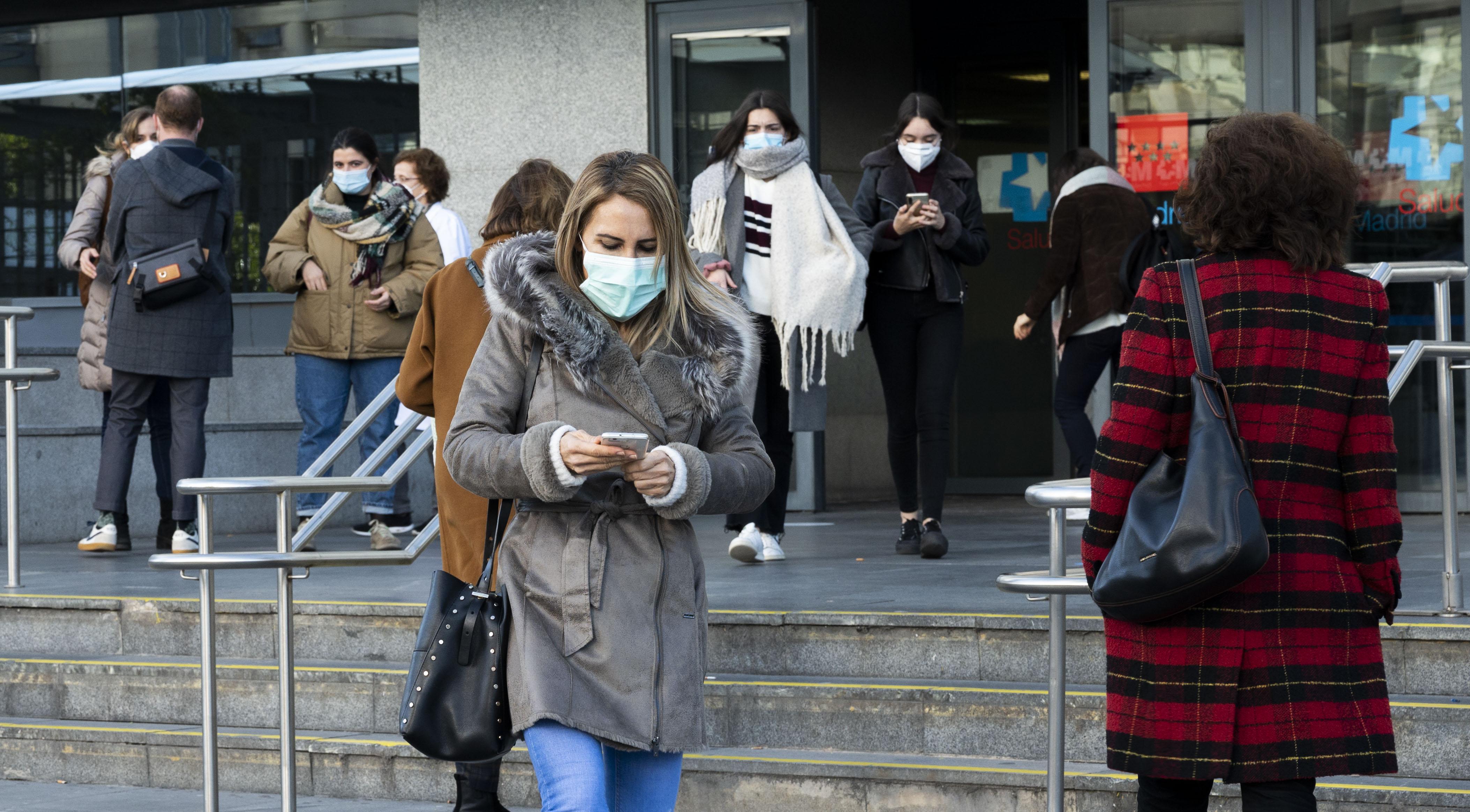 imagen de La fatiga pandémica ha hecho mella en los jóvenes, según una encuesta. / César Hernández-CSIC