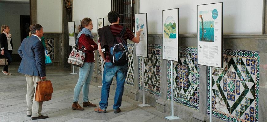 Exposiciones Itinerantes