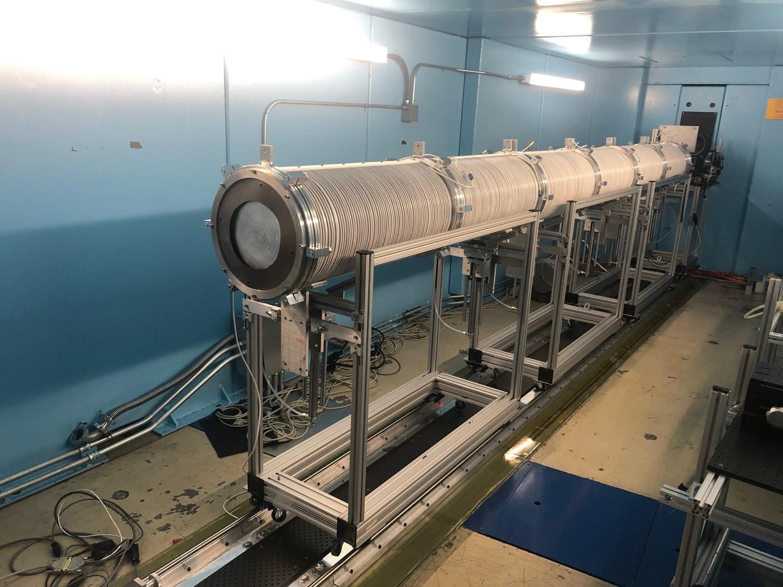 imagen de La tomografía con neutrones se empleará en el estudio de baterías.