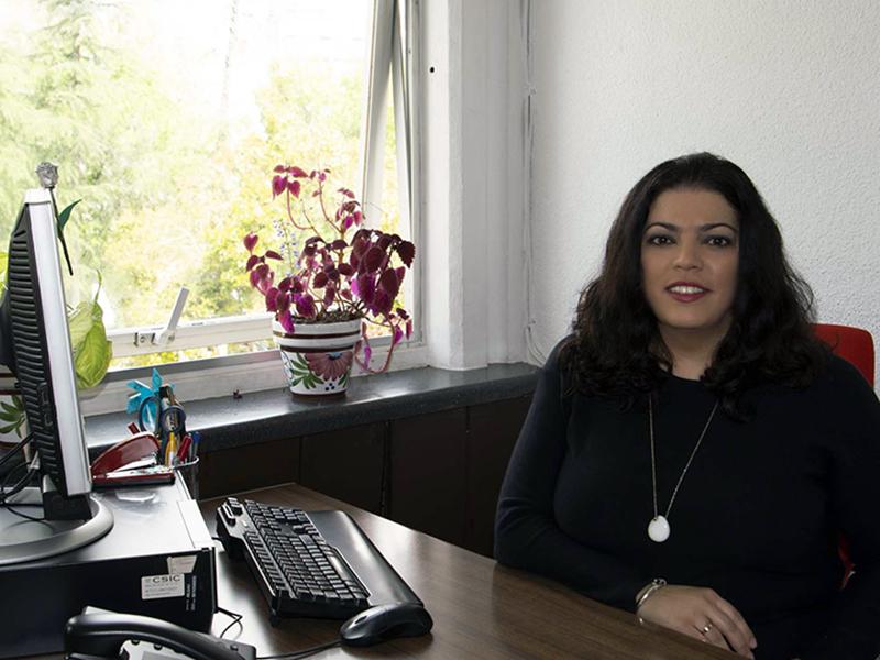 Teresa Cuerdo