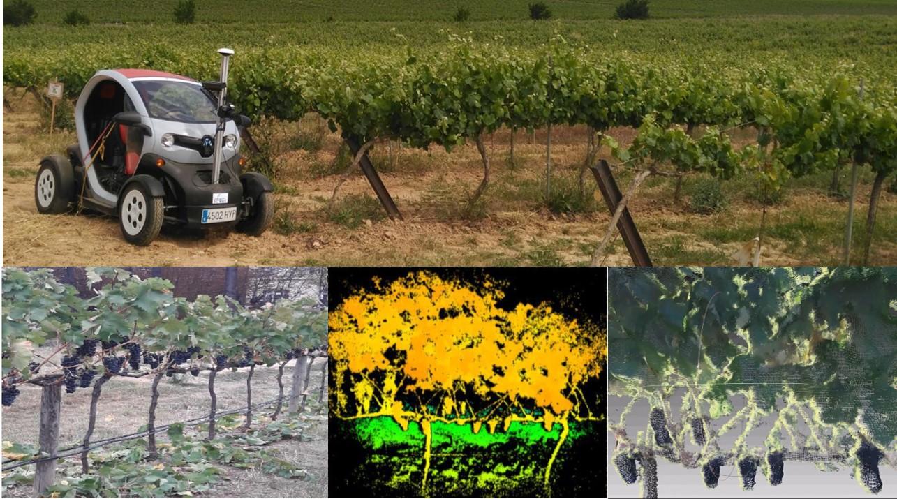 imagen de El proyecto FlexiGroBots desarrollará robots para operaciones agrícolas de precisión. CAR-CSIC-UPM