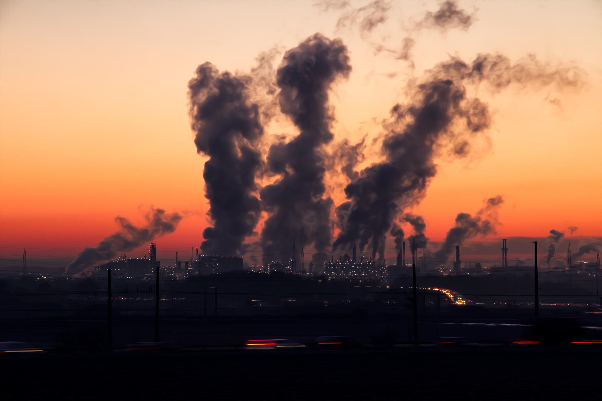 imagen de El estudio analiza el desarrollo actual de la captura y almacenamiento de CO2 en España. / Ralf Vetterle