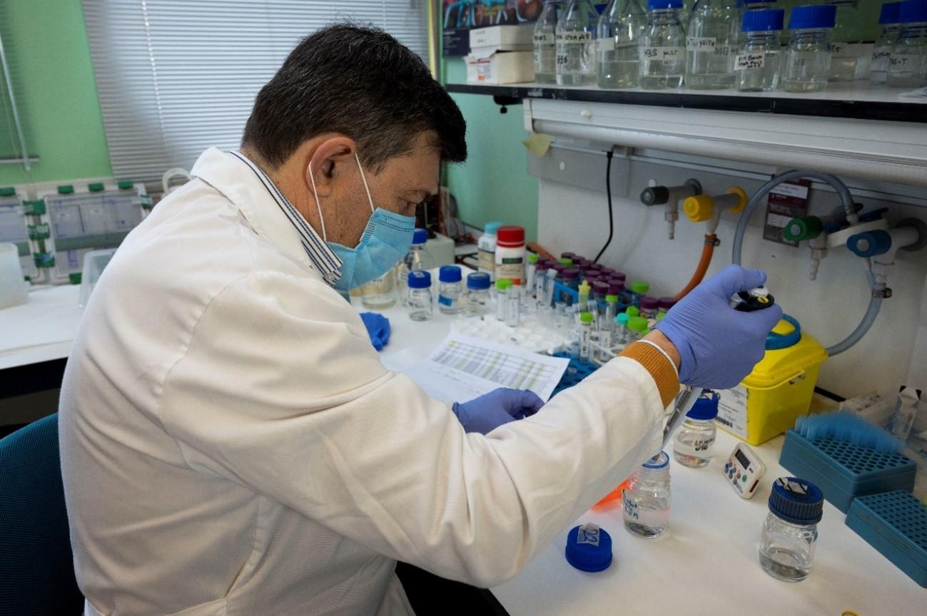 imagen de Laboratorio del Centro Nacional de Biotecnología (CNB-CSIC) / CSIC Comunicación César Hernández